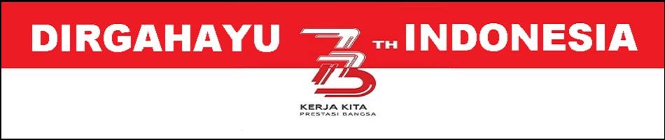 Hut 73 Tahun Kemerdekaan Republik Indonesia