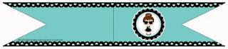 Desayuno con Diamantes Bebé: Imprimibles Gratis para Fiestas, Invitaciones y Etiquetas para Candy Bar para Imprimir Gratis.