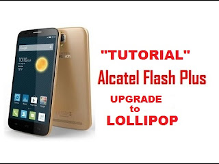 Alcatel Flash Plus Screenshots