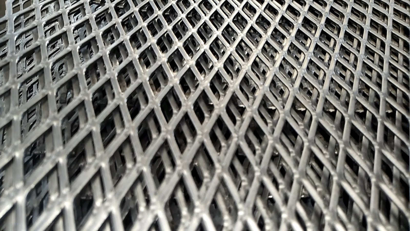 Laien Wire Mesh Machine Manufacturing Co Ltd Expanded