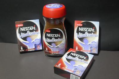 Vitalissimo de Nescafé con magnesio.