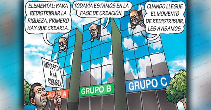 Carlincaturas Domingo 19 Abril 2020 - La República