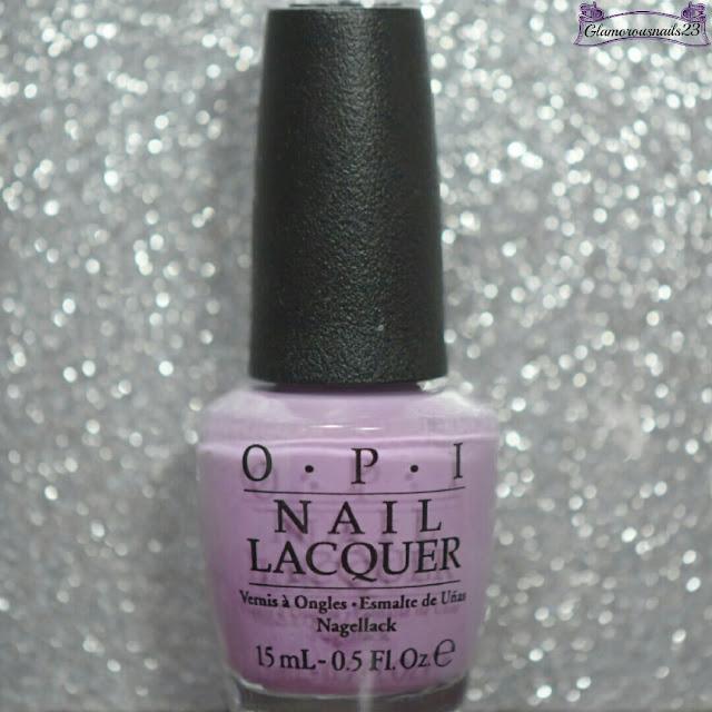 O.P.I Purple Palazzo Pants