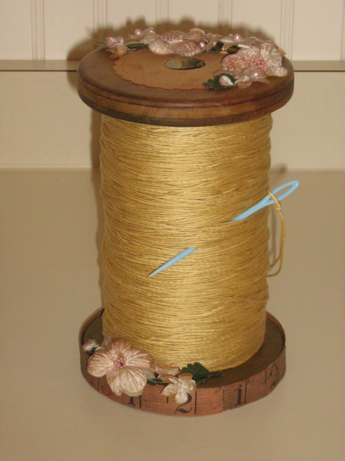 Vintage Values Special Order Spool Of Thread