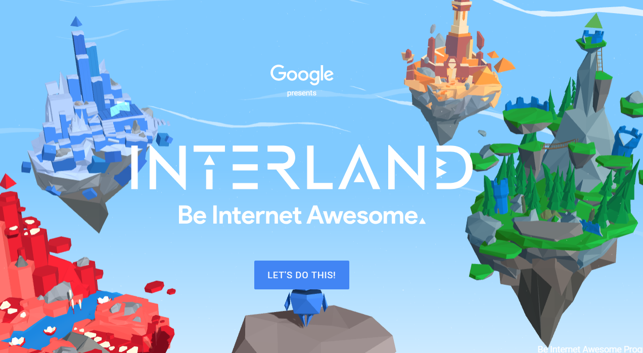 Free Technology for Teachers: Be Internet Awesome - Google ...
