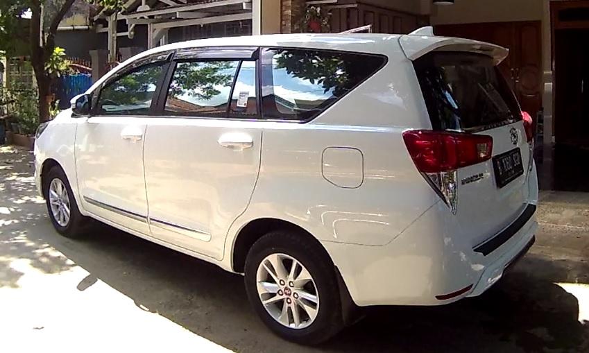 konsumsi bensin all new kijang innova grand veloz modif test drive 1500 km dan bbm toyota 2 4 v m t