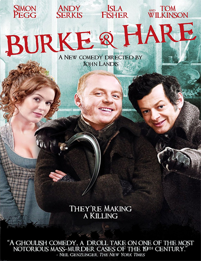 Ver Burke and Hare (2010) Online