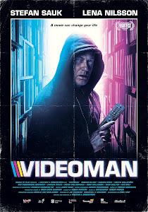 Videomannen Poster