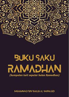 Download Buku PDF Gratis Sukses di Bulan Ramadhan 2019