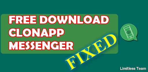 Download Clonapp Messenger full versi 3.2 APK Terbaru