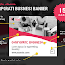 15 corporate business banner set