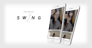 polaroid swing dale mas moviento a tus imagenes
