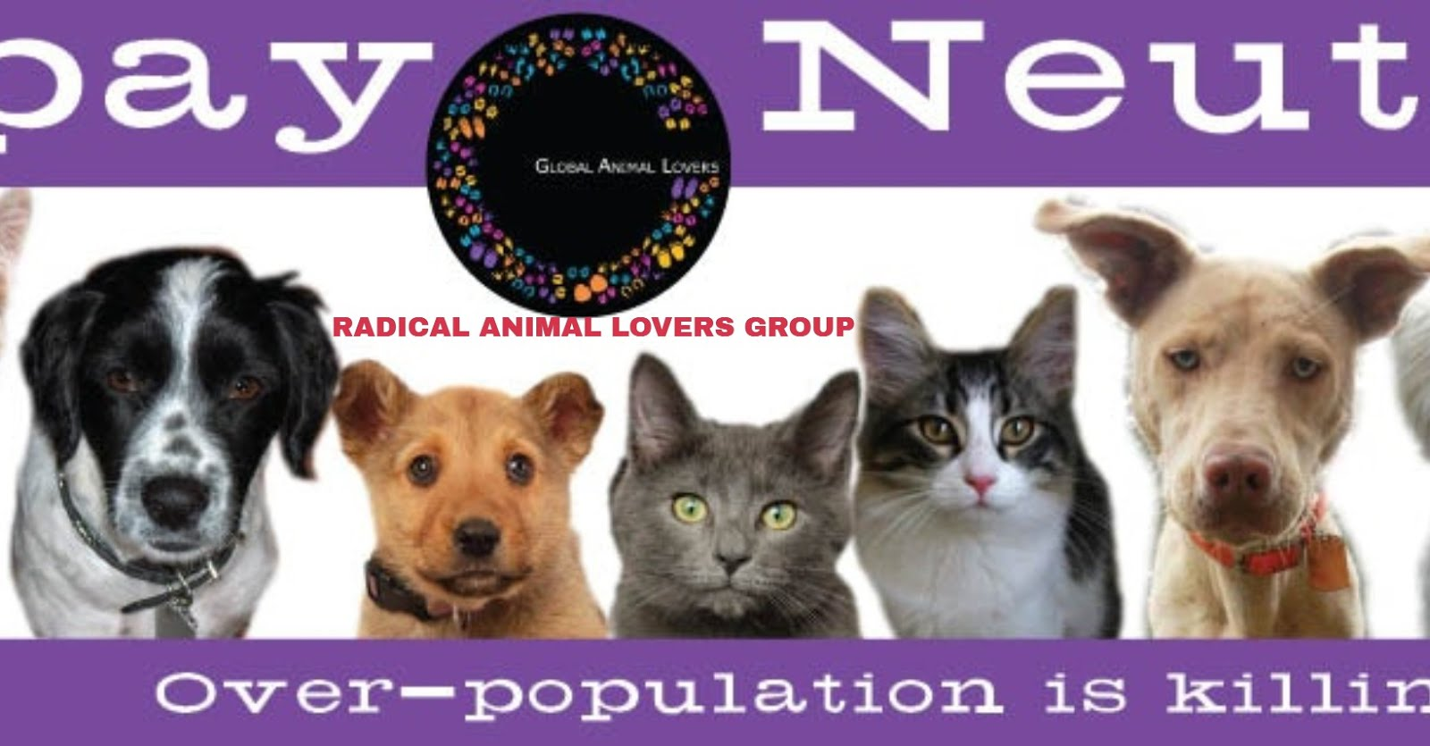 RADICAL ANIMAL LOVERS GROUP