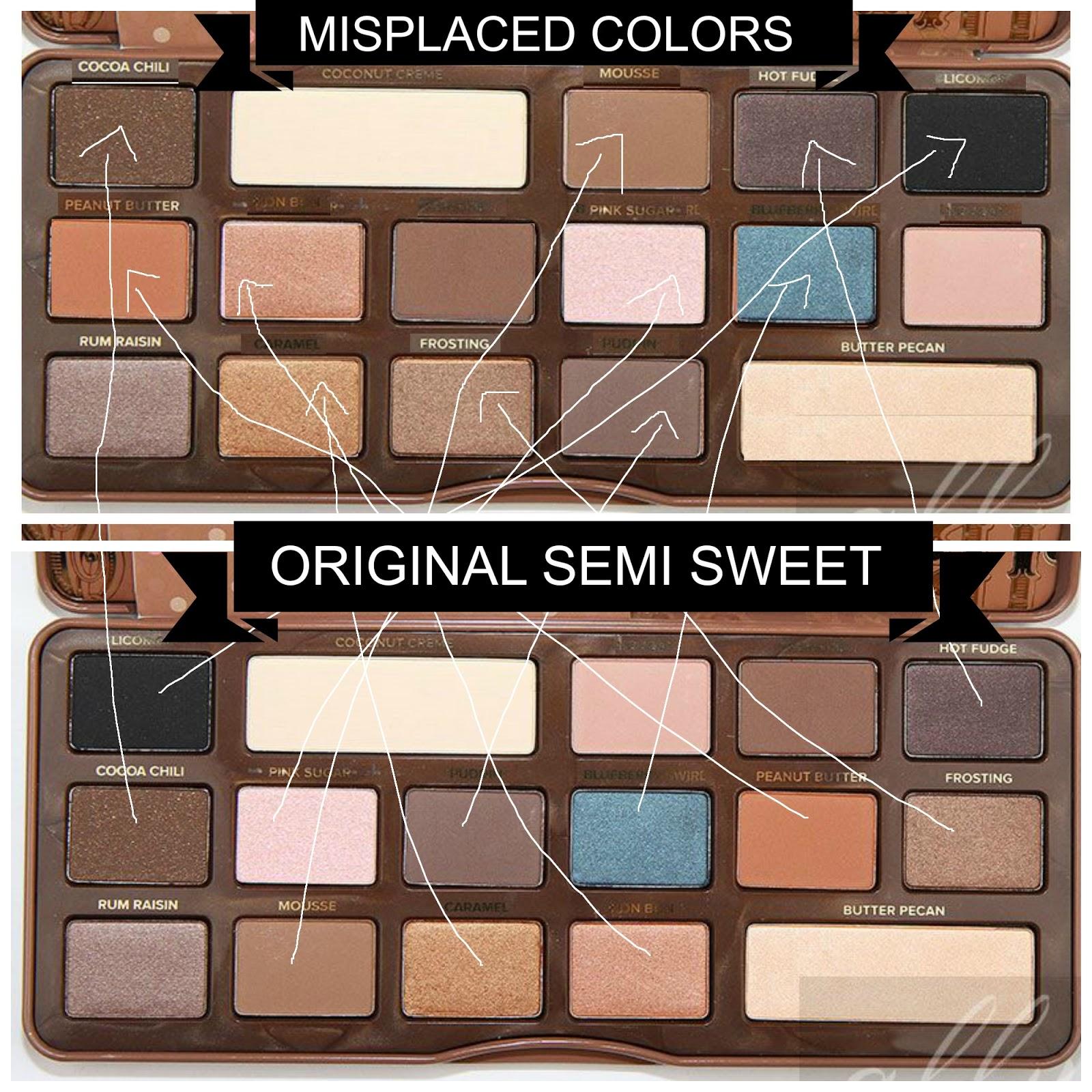 Semi Sweet Chocolate Bar Looks