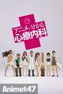 Anime de Wakaru Shinryounaika - Comical Psychosomatic Medicine 2015 Poster