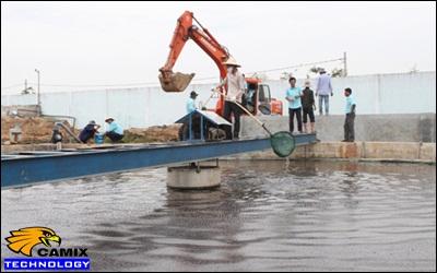 Công ty tư vấn xử lý nước thải nhà máy thủy hải sản - Cần xử lý chất thải chế biến thủy sản