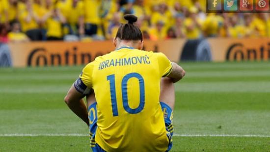 Laga Belgia Vs Swedia Kesempatan Ibra Cetak Gol