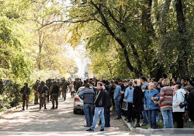 Массовое убийство в Керченском политехническом колледже