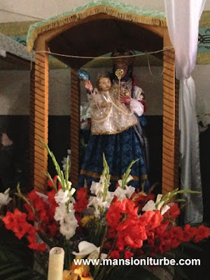 Escultura Religiosa de Pasta de Caña en Jarácuaro