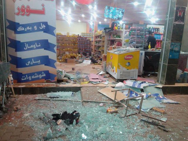 Um terremoto de magnitude 7,2 atingiu a região curda semi-autônoma do norte do Iraque, perto da fronteira com o Irã, com ondas de choque sendo sentidas no Catar.