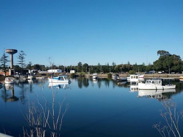 The Cooks River near Tempe