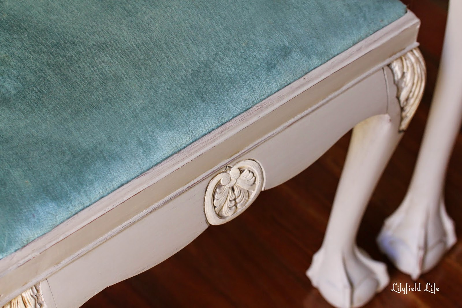 Furniture Leichhardt Lilyfield Life French Bedside Table And Stool Makeover