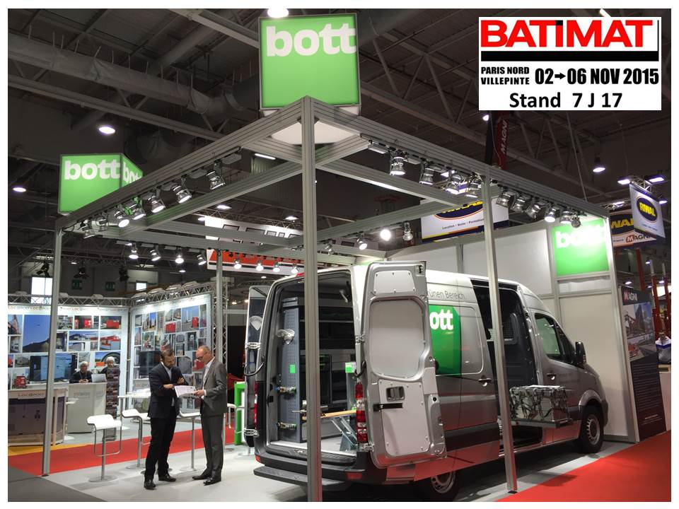 Bott batimat 2015 - Salon villepinte 2015 ...