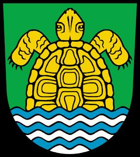 Antitortue  Wappen_Gruenheide_%2528Mark%2529