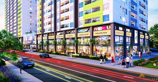 Trung tâm thương mại của Athena Fulland Đại Kim