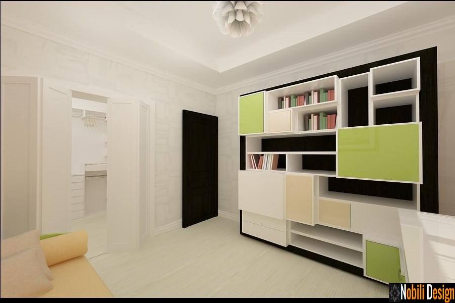 Design interior apartamente stil modern Bucuresti / Amenajari interioare case moderne.