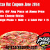 Pizza Hut Coupons And Deals June 2014