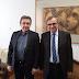 """Γ.Στέφος:""""Νέα εποχή για το Πανεπιστήμιο Ιωαννίνων η ίδρυση της Πολυτεχνικής Σχολής"""""""