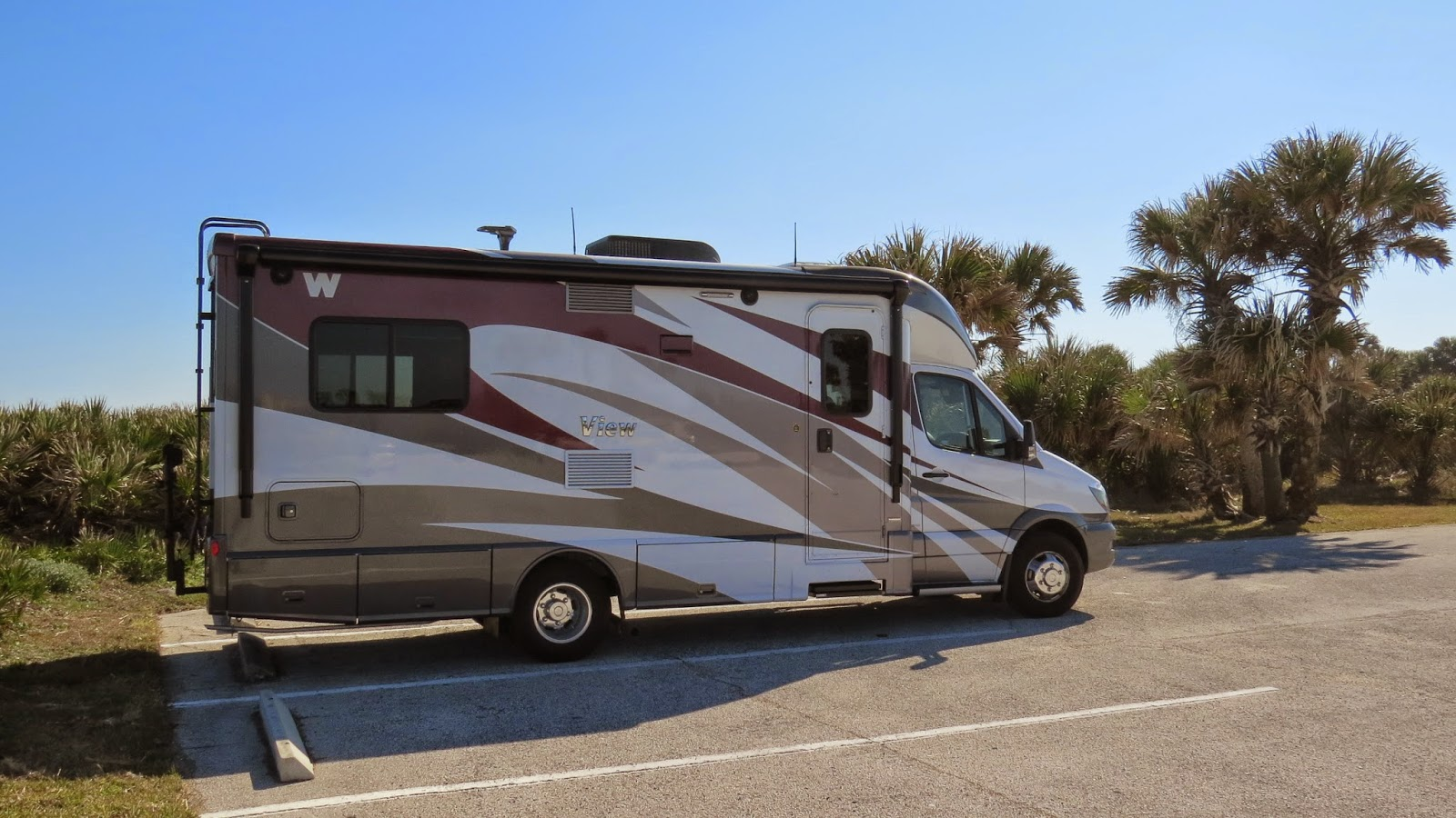 Going from a Type B to a Type C: A Small Motorhome