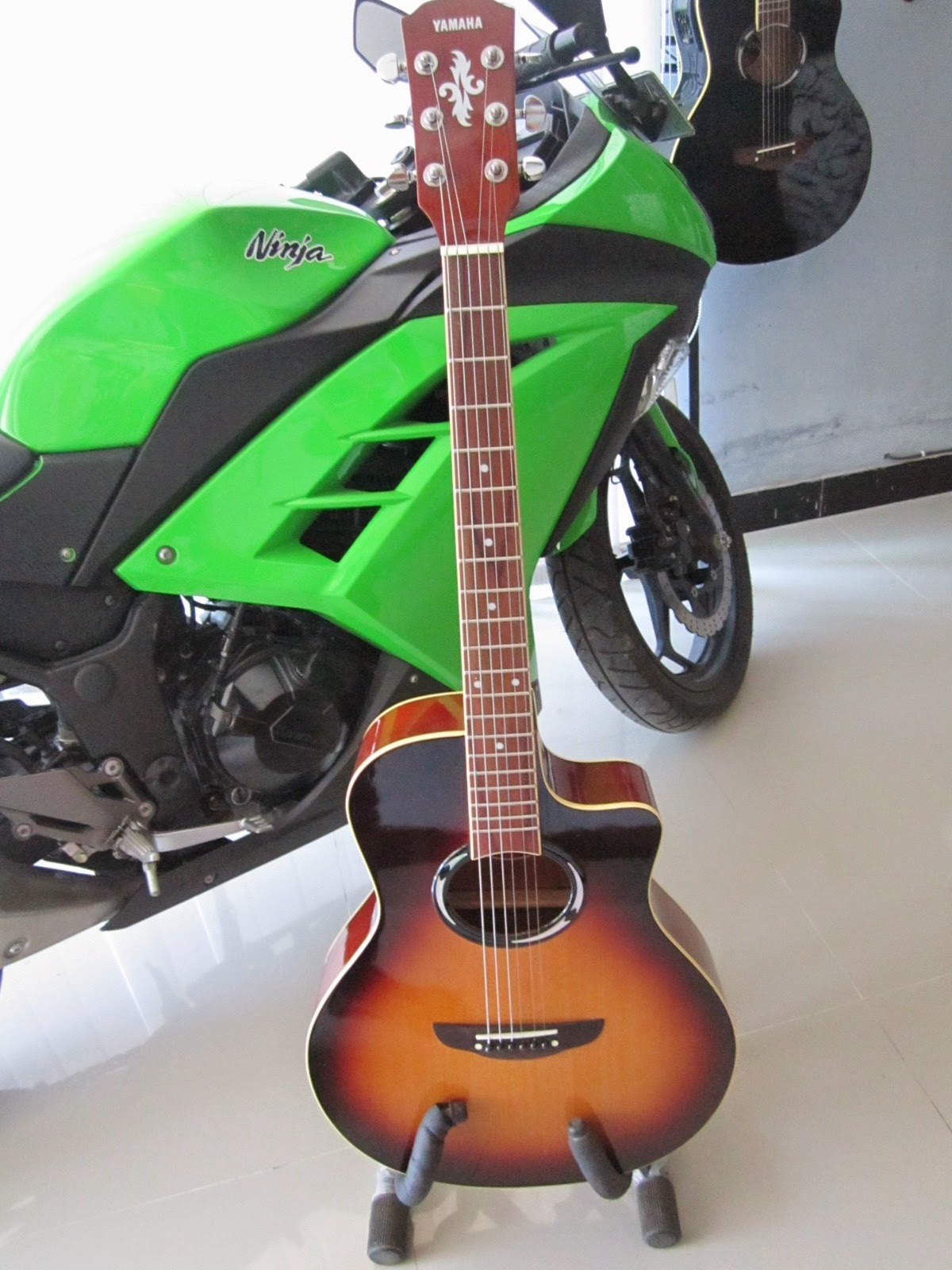 Aleo Music Warehouse Yamaha Apxii Fm Sunburst