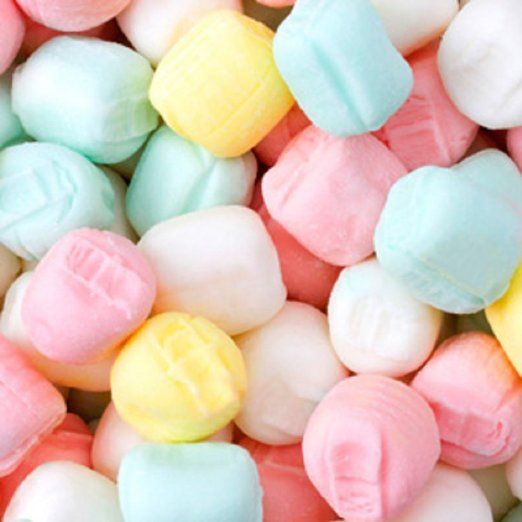 Assorted Pastel Buttermint Creams After Dinner Mints