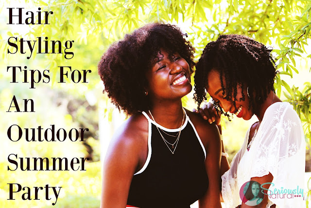 Hair Styling Tips For An Outdoor Summer Party