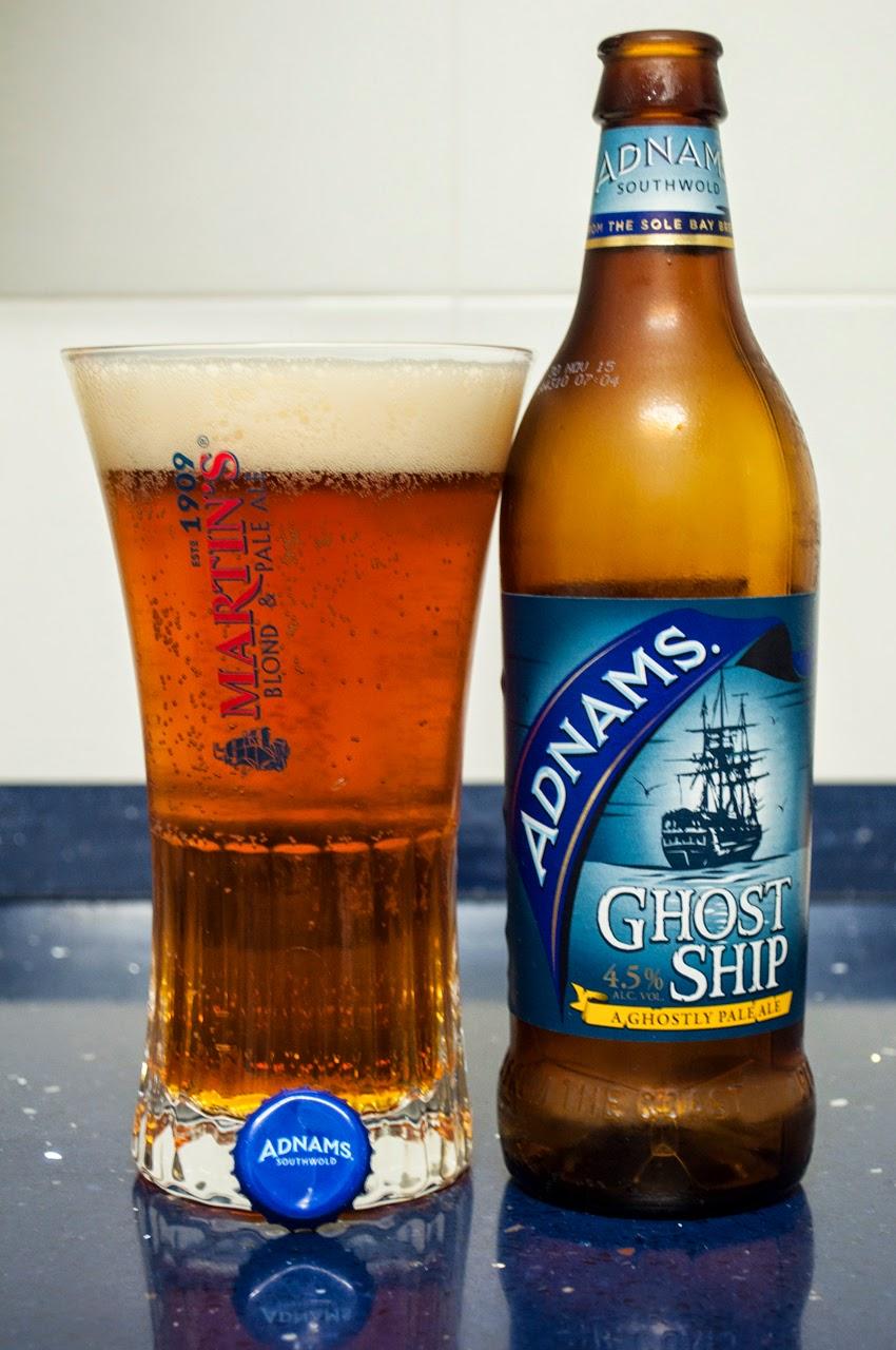 Adnams Ghost Ship