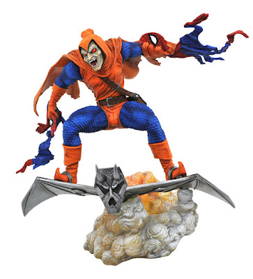 Diamond Select MARVEL COMIC PREMIER COLLECTION HOBGOBLIN STATUE 001