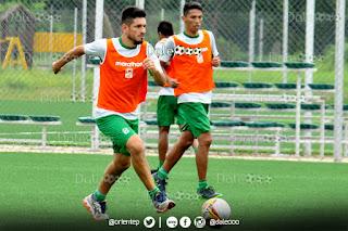 Oriente Petrolero - Paulo Rosales - Ronaldo Sánchez - DaleOoo - Pretemporada