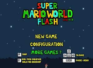 Play Super Mario Game Free Online