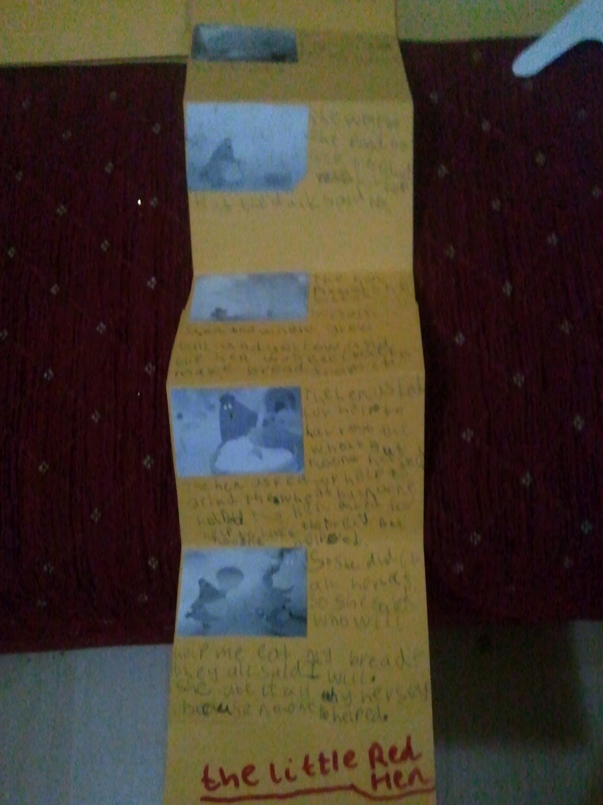 Journey To Self Sufficiency Chicken Lapbook