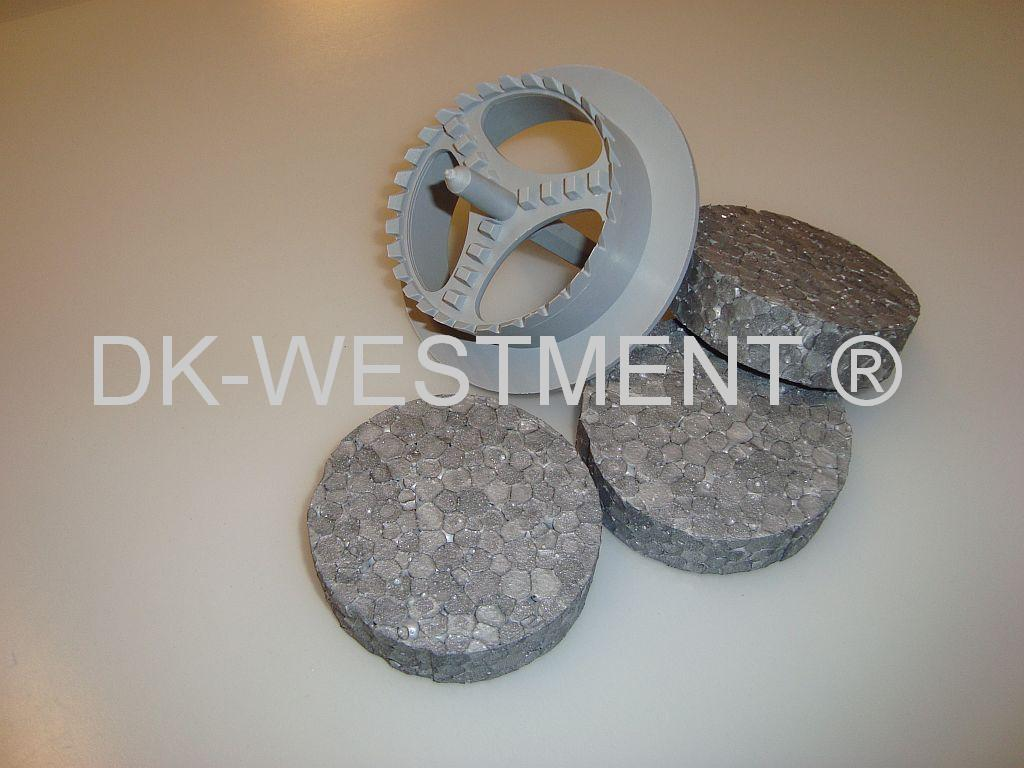 Fassade Baustoffe & Holz Clever Pvc-sockelprofil Dämmung Neopor Wdvs Sockelschiene Eps Styropor Gewebe Rabatte Verkauf