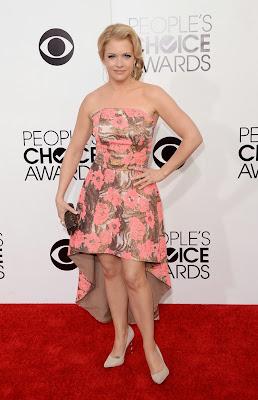 People's Choice Awards 2014 Melissa Joan Hart