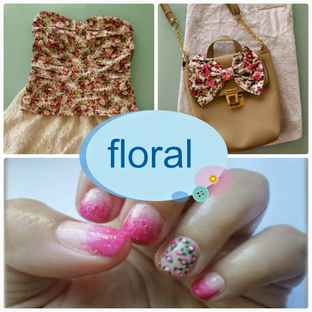 Latest trends Spring 2015 : Floral