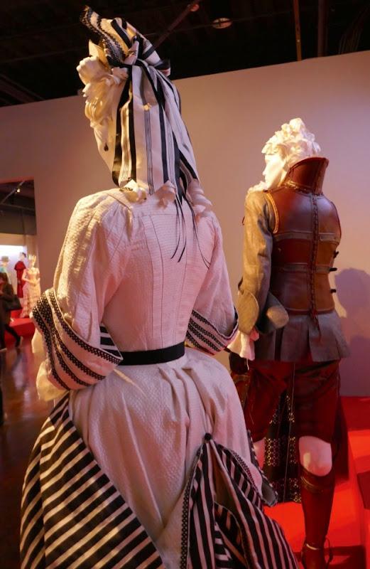 Favourite Abigail costume back