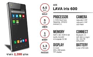 Cara Root Lava Iris 600 Tanpa PC