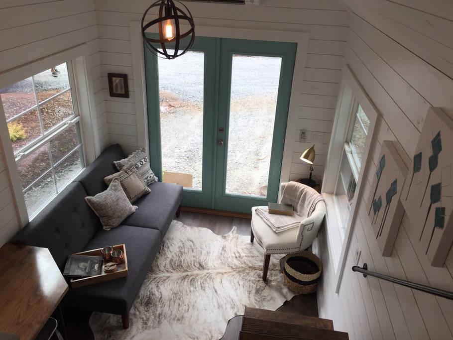 Greer Tiny House Retreat Tiny House Town