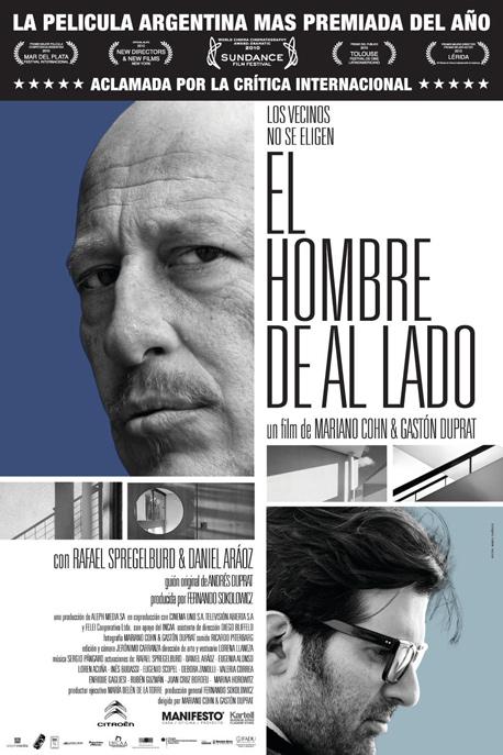 Últimas películas que has visto (las votaciones de la liga en el primer post) - Página 2 El-hombre-de-al-lado-cartel