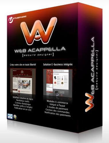 web acappella 4.3.45