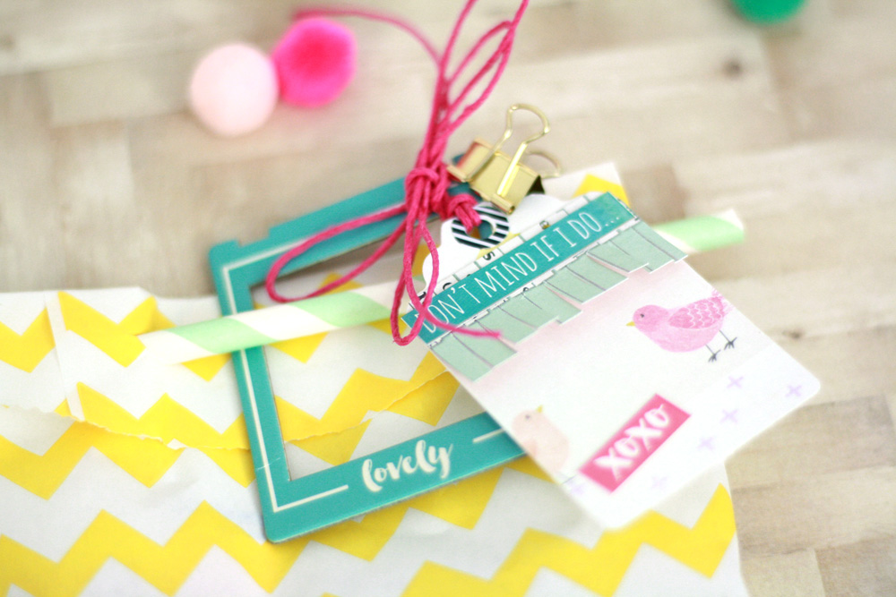 Blog Hop mit den April-Kits   Clever verpacken - pieces for happiness